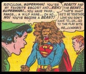 Superman-the-Beast