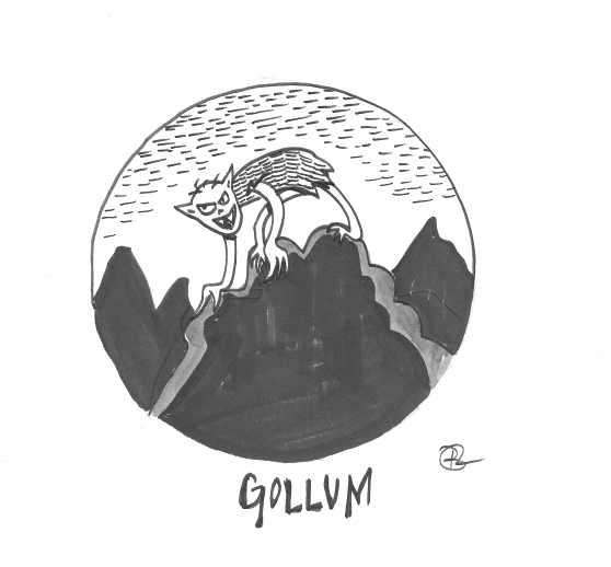 Day 13 - Gollum