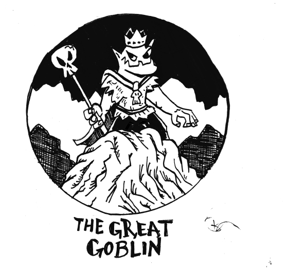 Day 4 - Great Goblin